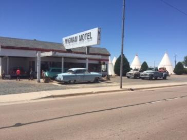 2017-06-11 Holbrook, AZ Wigwam Motel 2