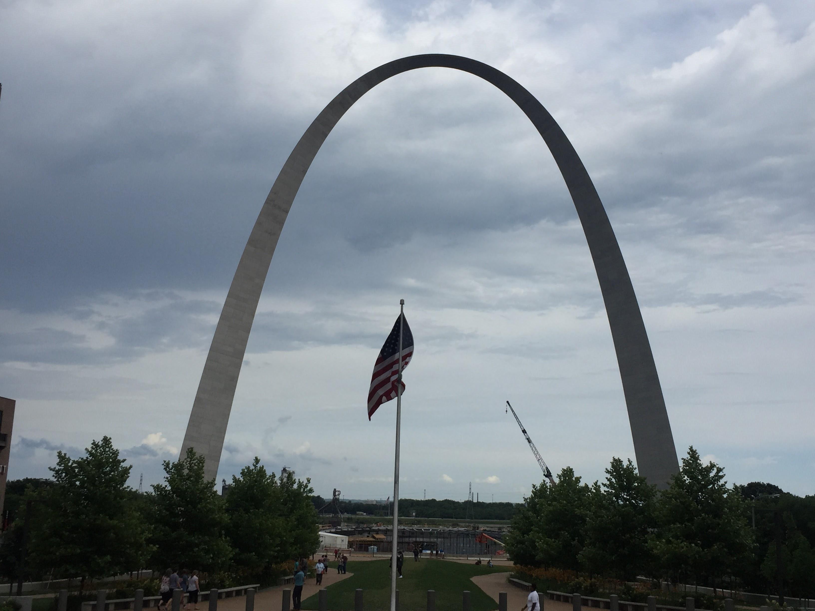 2017-06-16 St Louis - Gateway Arch 12