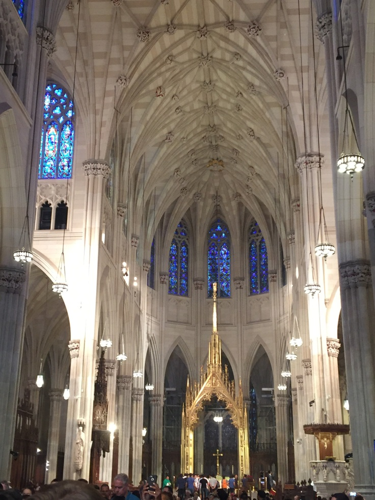 2017-07-02 NYC St Patrick Cathedral 06