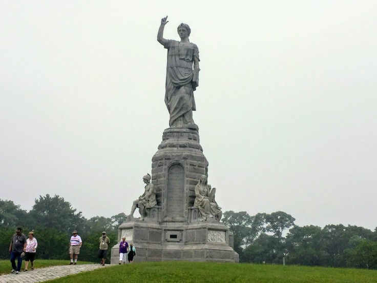 2017-07-13 Monument Forefathers 02