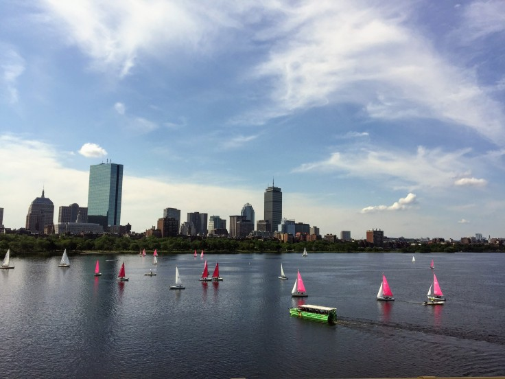 2017-07-17 Boston - Charles River