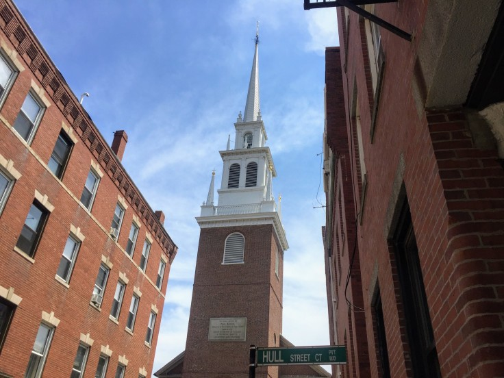2017-07-17 Boston Old North Church