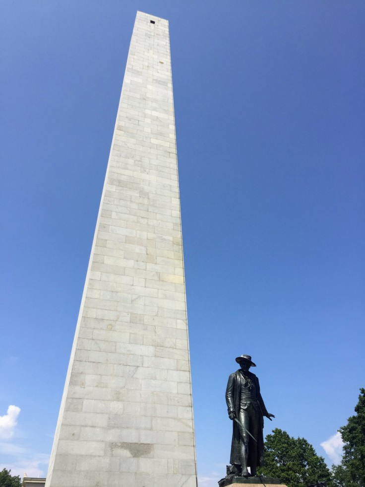 2017-07-18 Boston - Bunker Hill Monument 02