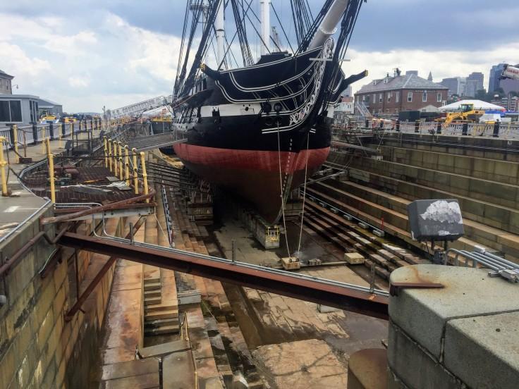 2017-07-18 Boston - Old Ironsides 03