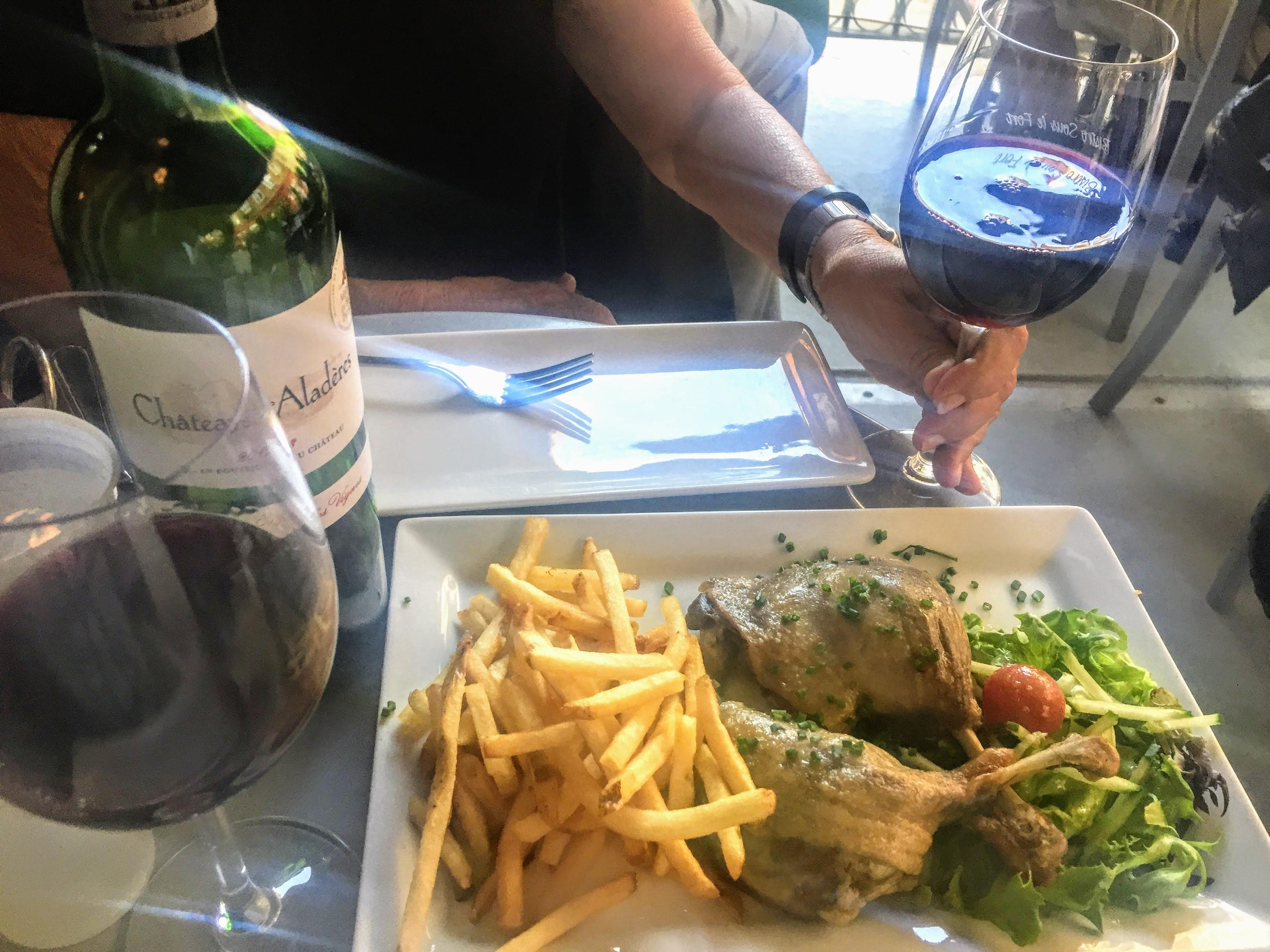 2017-08-17 Quebec - Lunch 01