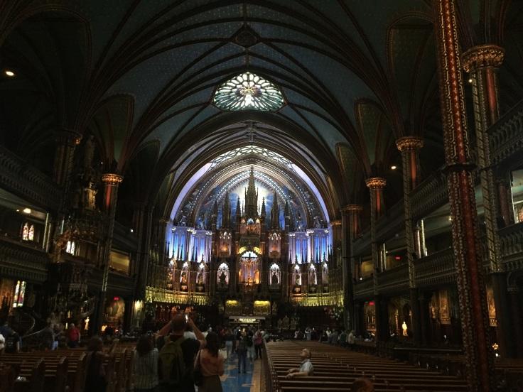 2017-08-19 Montreal 17 Bassilica