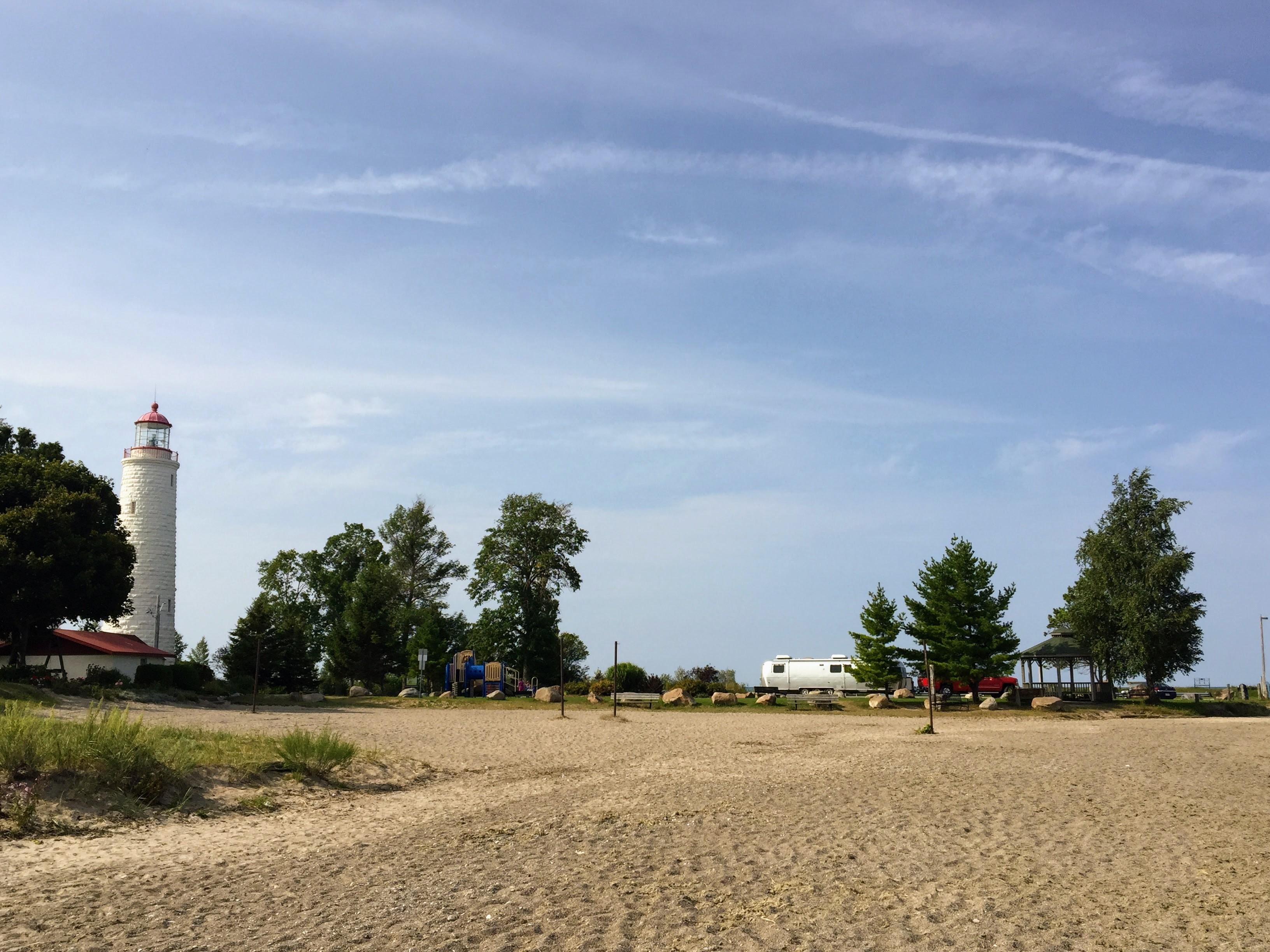 2017-08-27 Point Clark 2 Lighthouse