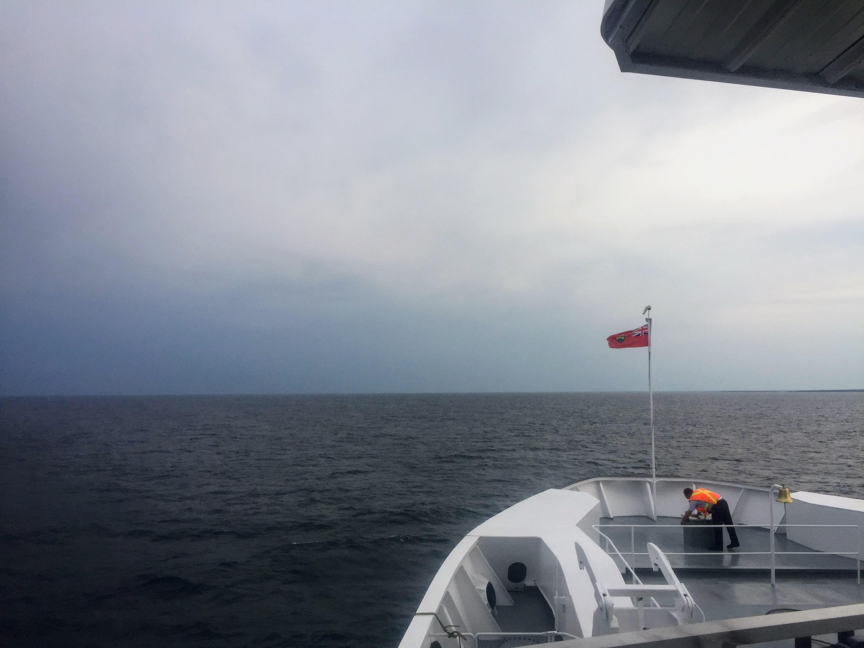 2017-08-28 Tobermory 6 Ferry
