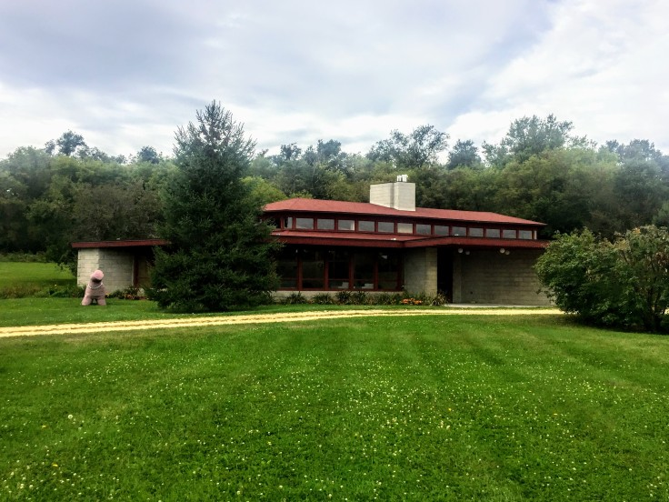2017-09-07 FLW Wyoming Valley Cultural Center 02