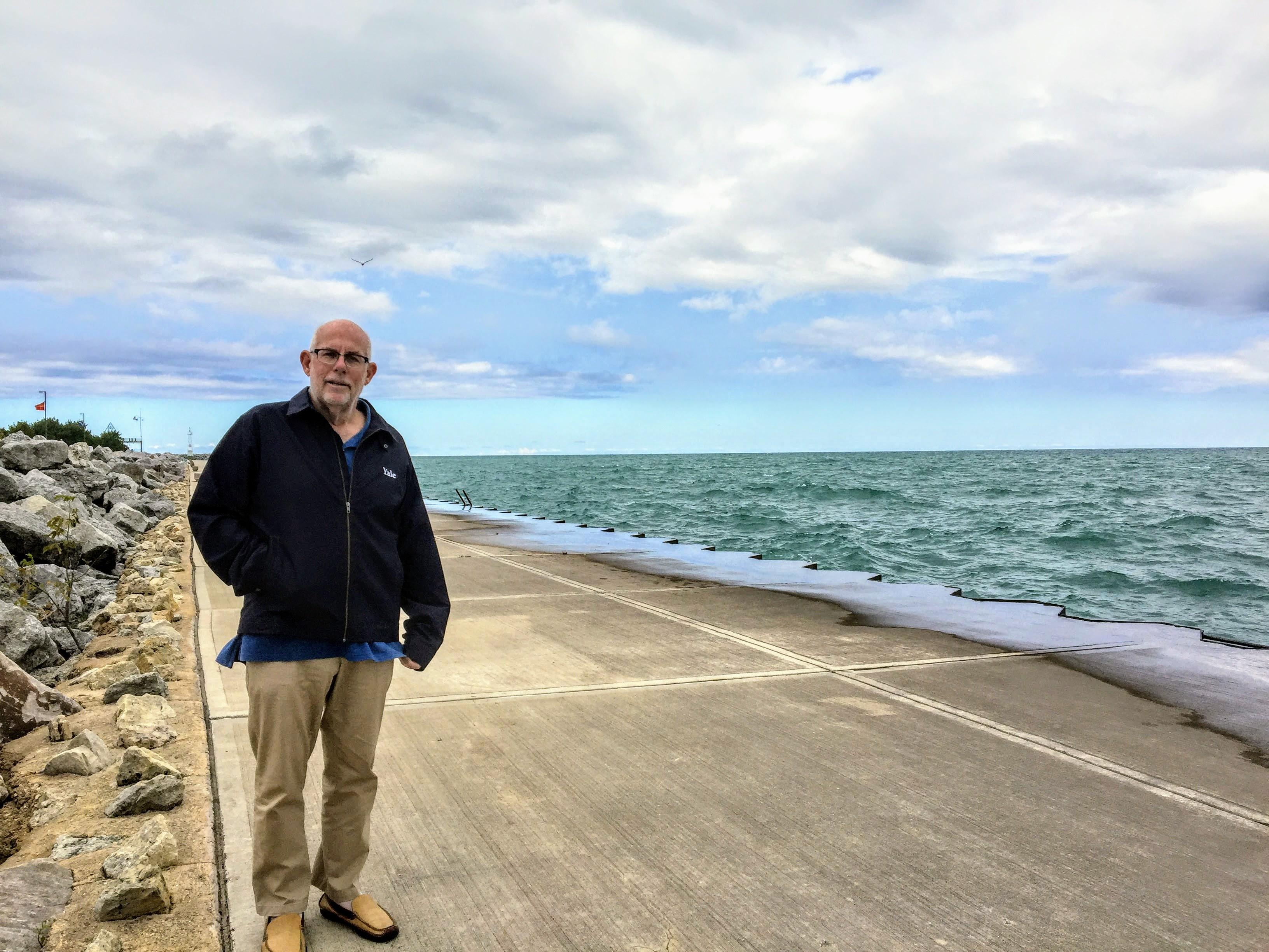 2017-09-08 Racine Lake Michigan 01