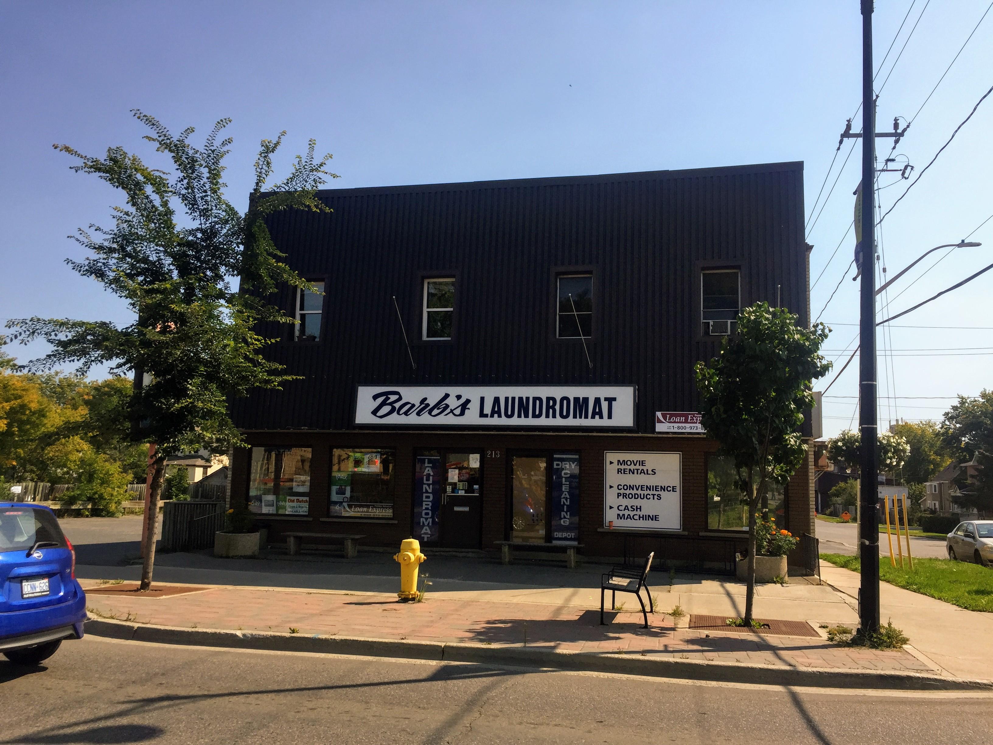 2017-09-10 Laundromat