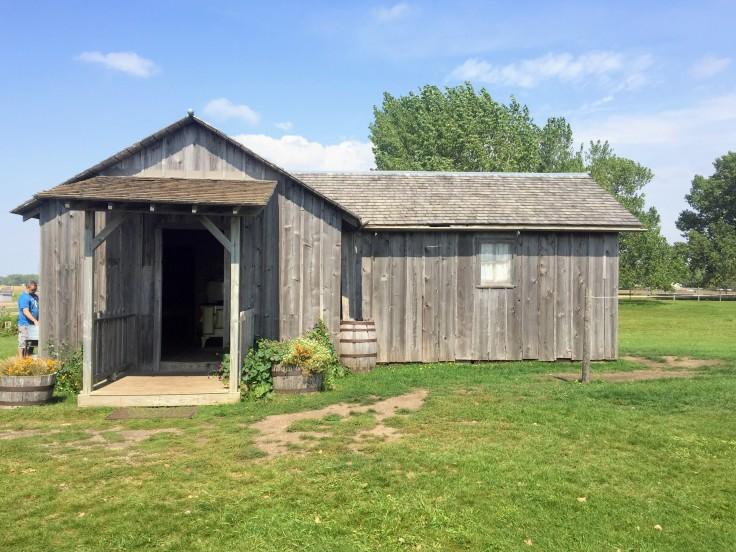 2017-09-15 LIW 07 Homestead Claim Shanty