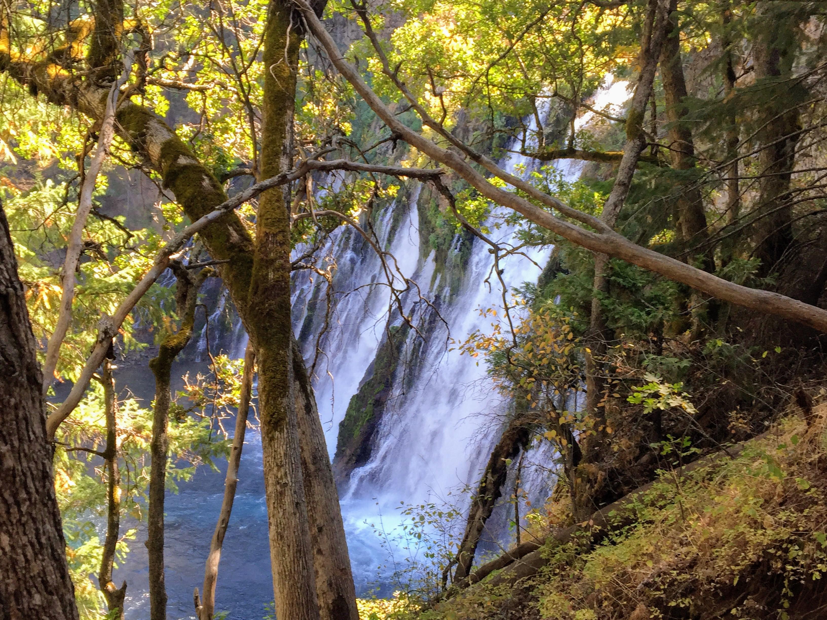 2017-10-05 California 02 Burney Falls 04