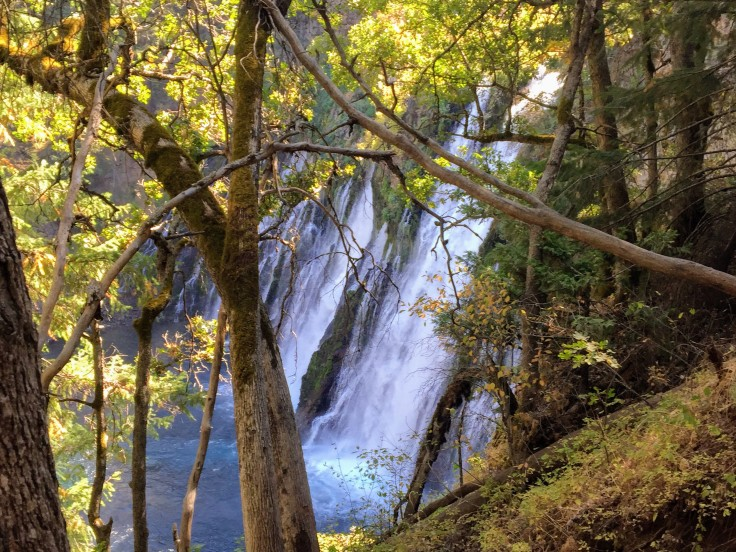 2017-10-05 California 02 Burney Falls 04