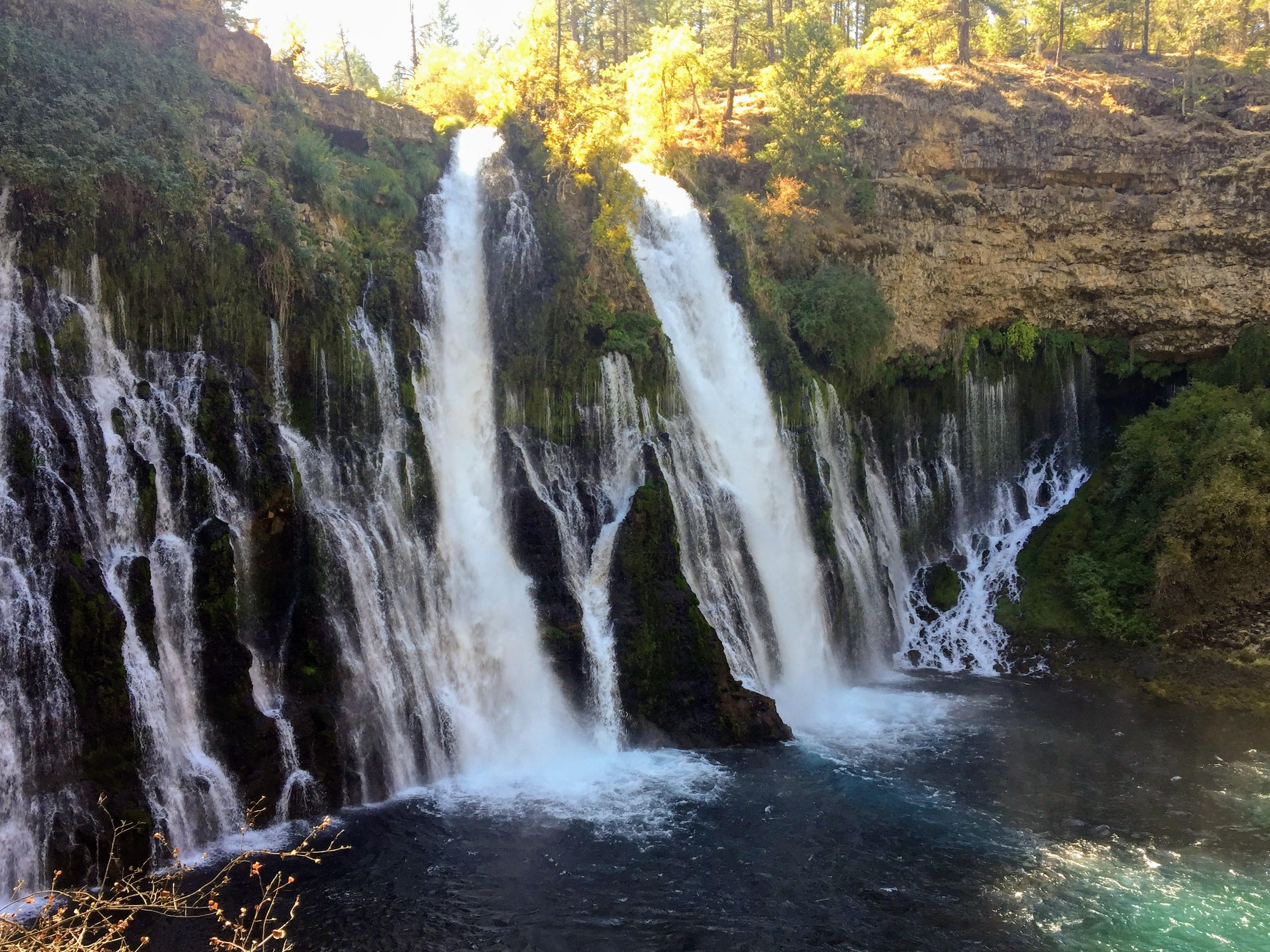 2017-10-05 California 02 Burney Falls 09