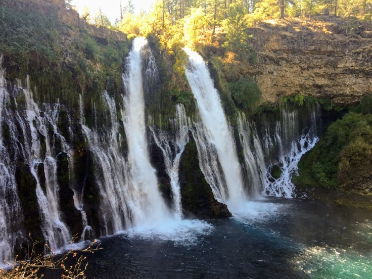 2017-10-05 California 02 Burney Falls 09